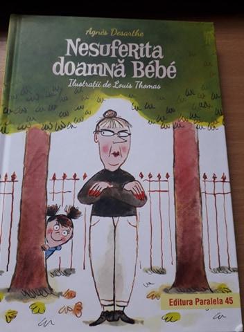 Nesuferita doamnă Bébé de Agnès Desarthe