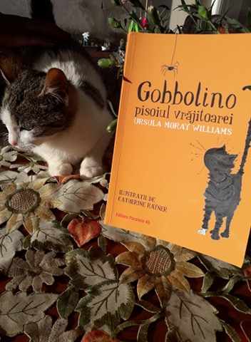 Gobbolino, pisoiul vrăjitoarei de Ursula Moray Williams