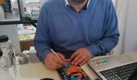 Interviu cu Cristi Nedelcu - autor român