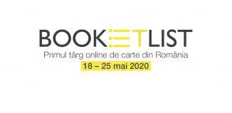 Booketlist - Hai și tu la primul târg online de carte din România!