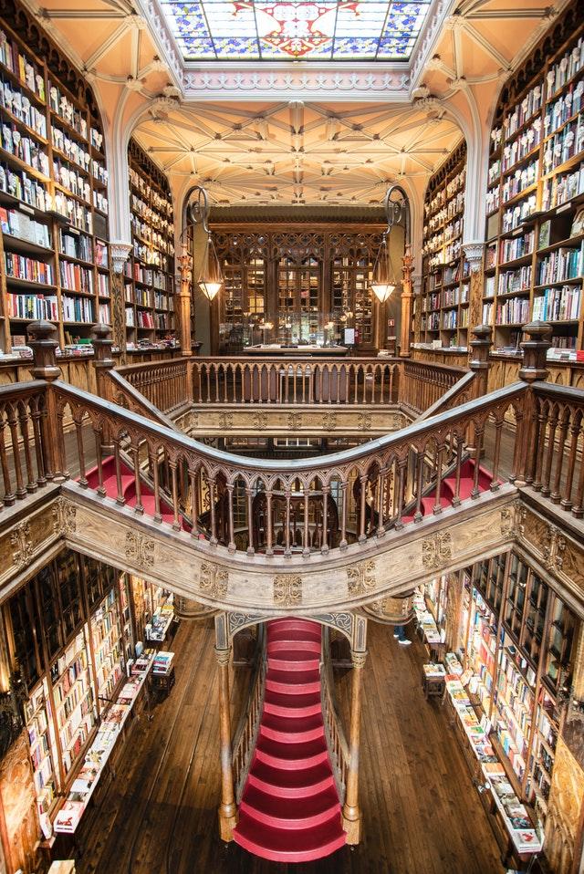 Dacă văd cărți ... simt că inima o ia la fugă