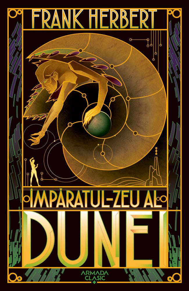 Împăratul-Zeu al Dunei de Frank Herbert