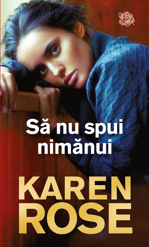 Să nu spui nimănui de Karen Rose