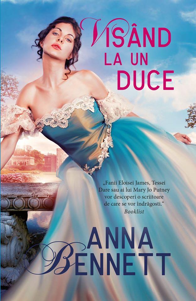 Visând la un duce de Anna Bennett