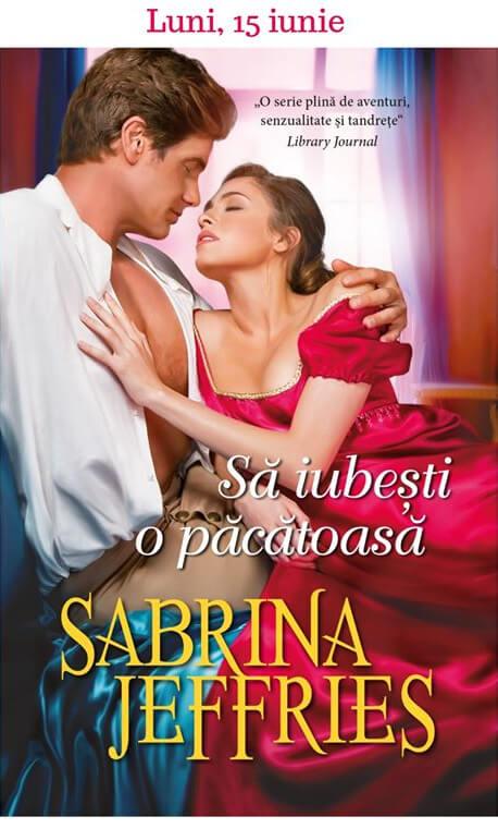 Să iubești o păcătoasă de Sabrina Jeffries