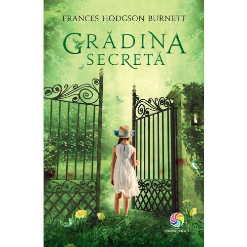 Grădina secretă de Frances Hodgson Burnett