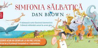 Simfonia sălbatică de Dan Brown
