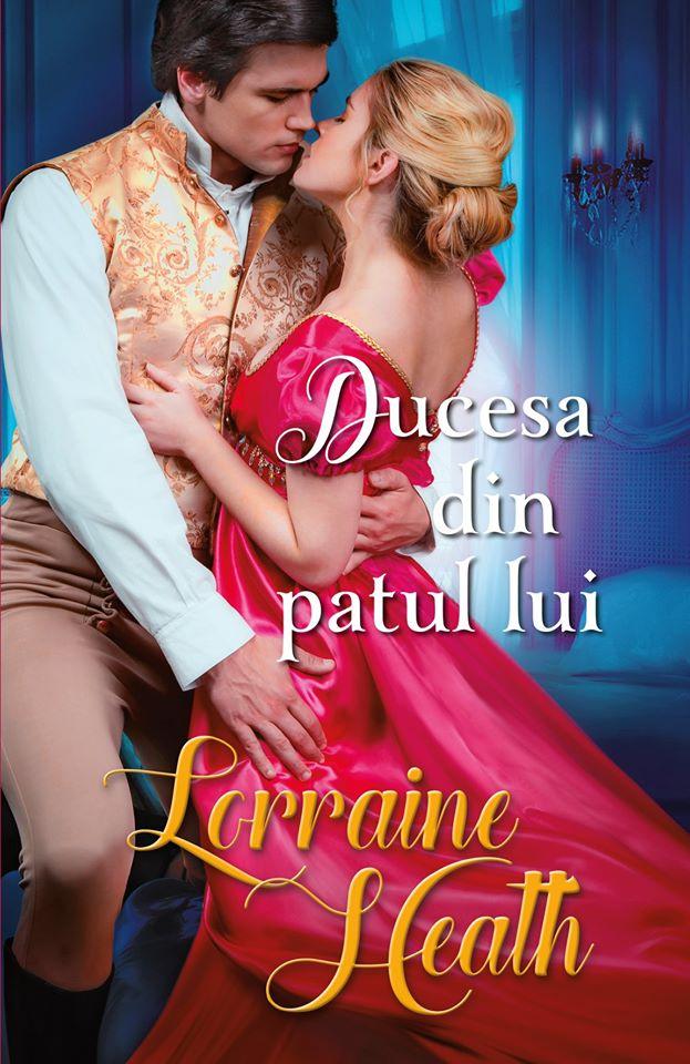 Ducesa din patul lui de Lorraine Heath