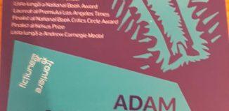 Gândește-te că nu mai sunt de Adam Haslett
