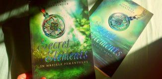 Secret Elements. În mrejele pământului de Johanna Danninger