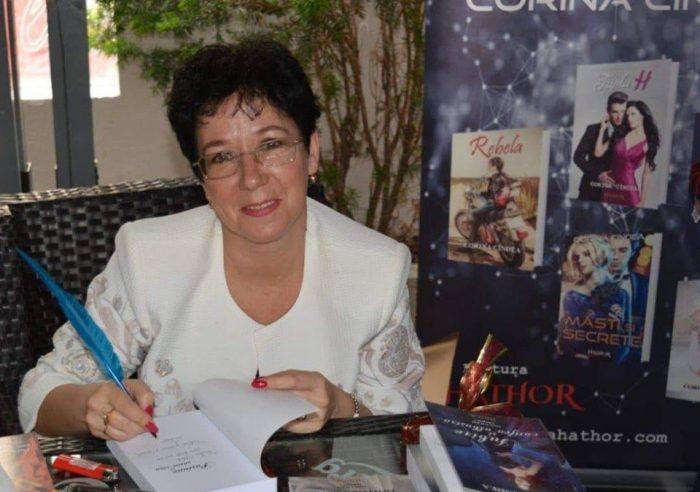 Interviu cu autoarea Corina Cîndea