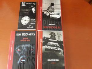 Interviu cu autoarea Oana Stoica Mujea