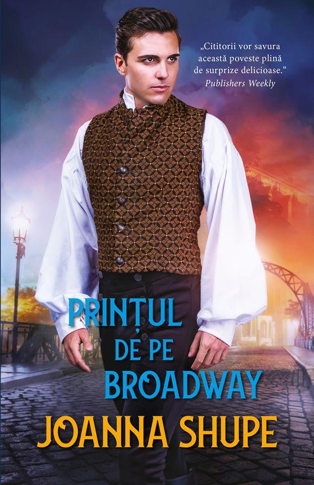 Prințul de pe Broadway de Joanna Shupe