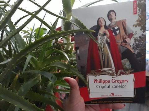 Copilul zânelor de Philippa Gregory