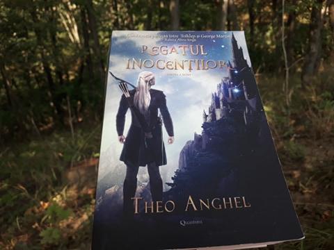 Regatul inocenților cartea a doua de Theo Anghel