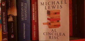 Al cincilea risc de Michael Lewis