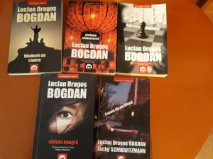 Interviu cu autorul Lucian Dragoș Bogdan