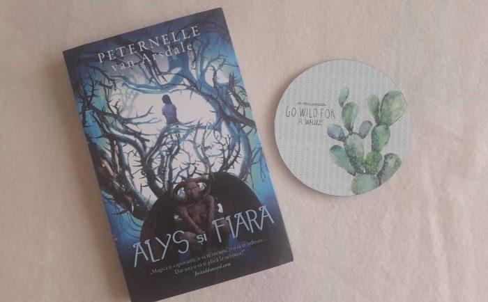 Alys și Fiara – Peternelle van Arsdale - Editura RAO - recenzie