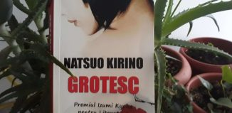 Grotesc - Natsuo Kirino - Editura Rao - recenzie
