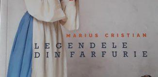 Legendele din farfurie - Marius Cristian - Editura Lebăda Neagră - recenzie carte