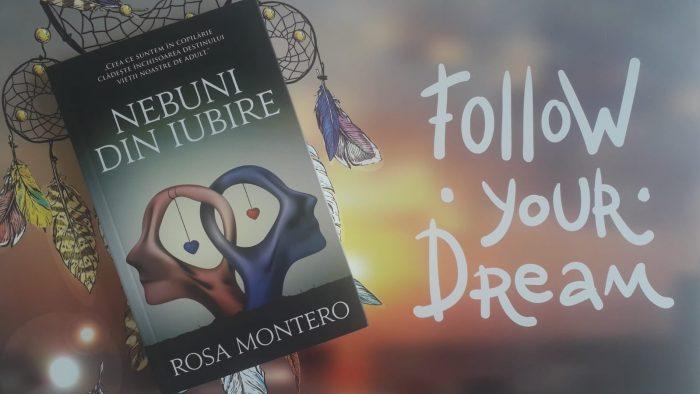 Nebuni din iubire – Rosa Montero - Editura RAO - recenzie