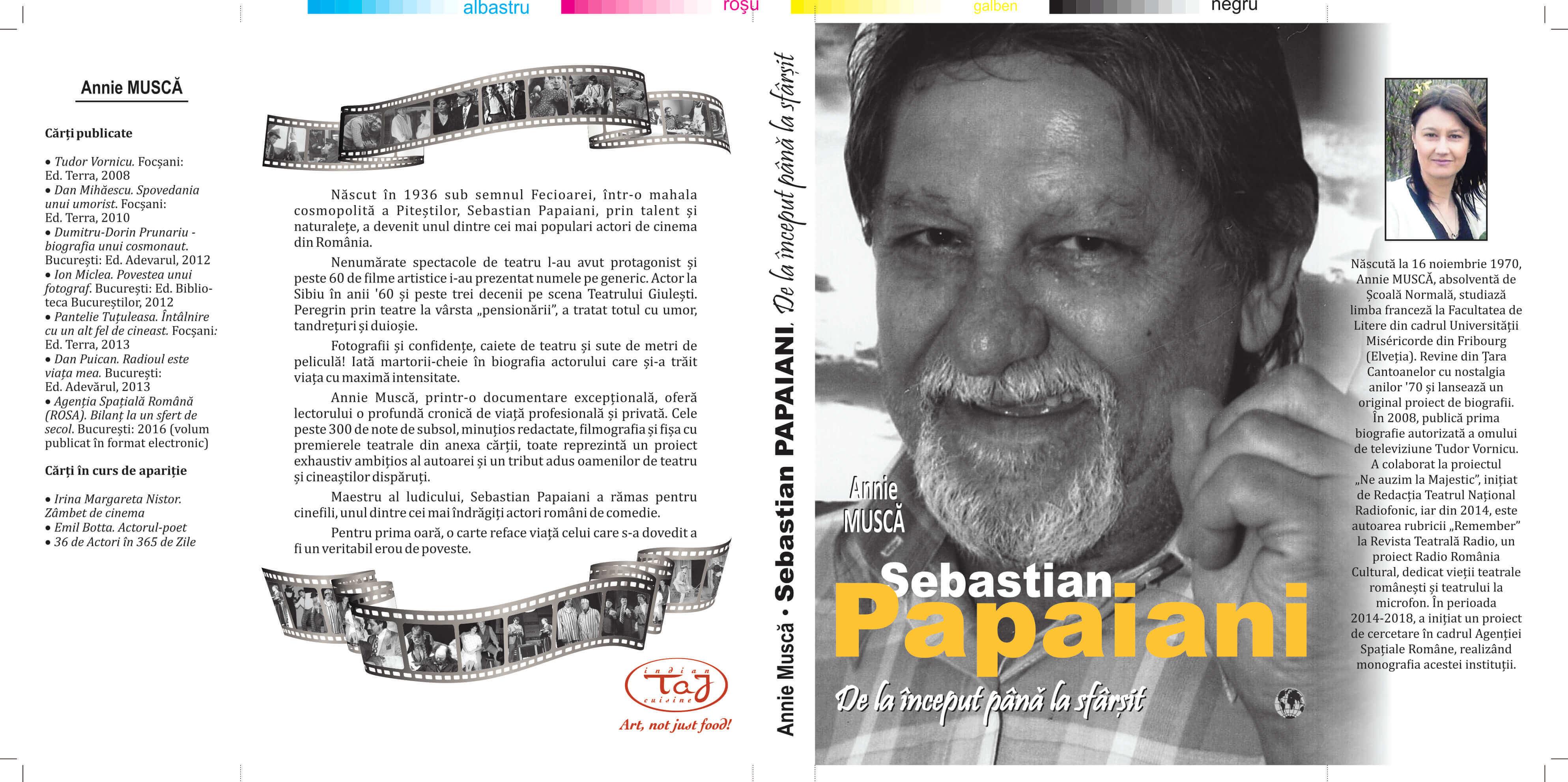 Sebastian Papaiani. De la început până la sfârșit - Annie Muscă - fragment carte (1) (1)