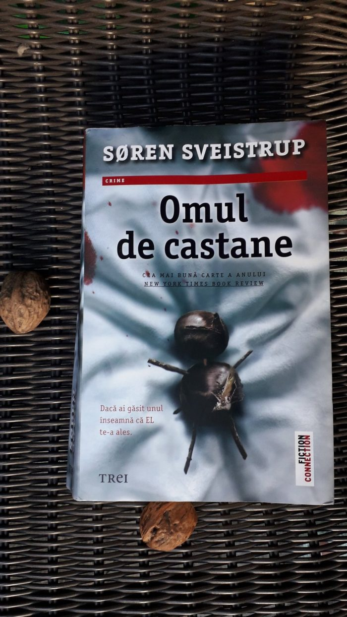 Omul de castane de Soren Sveistrup