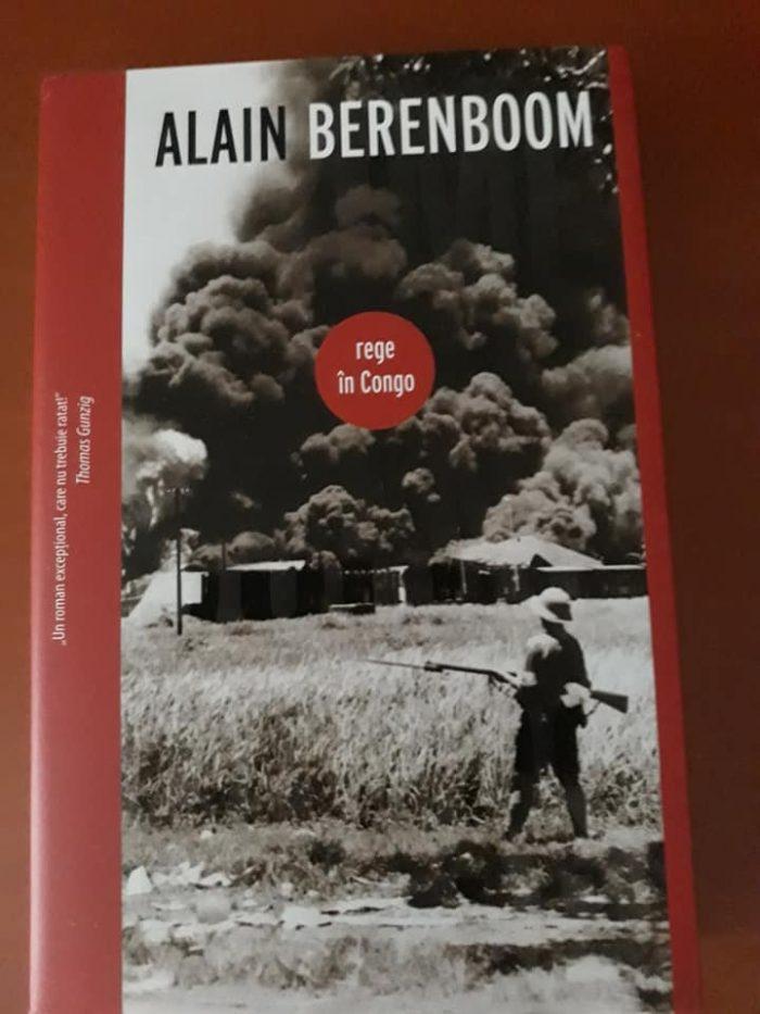 Rege în Congo de Alain Berenboom