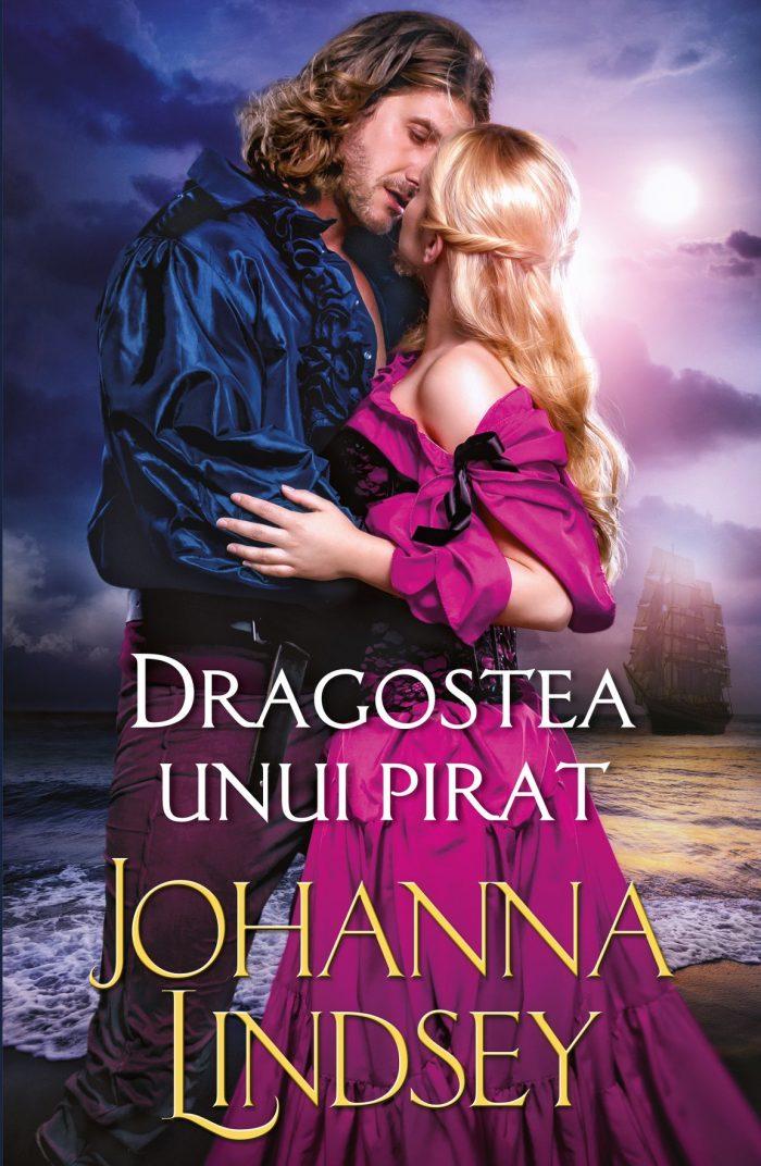 Dragostea unui pirat de Johanna Lindsey