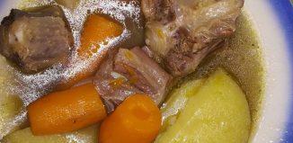 Salată de icre cu murături -Supă de văcuță în stil turcesc