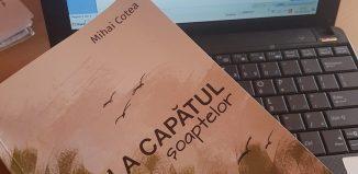 La capătul șoaptelor -Mihai Cotea - recenzie