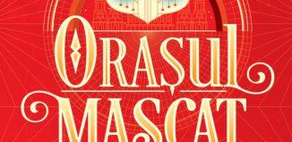 Orașul mascat de Genevieve Cogman Seria Biblioteca invizibilă