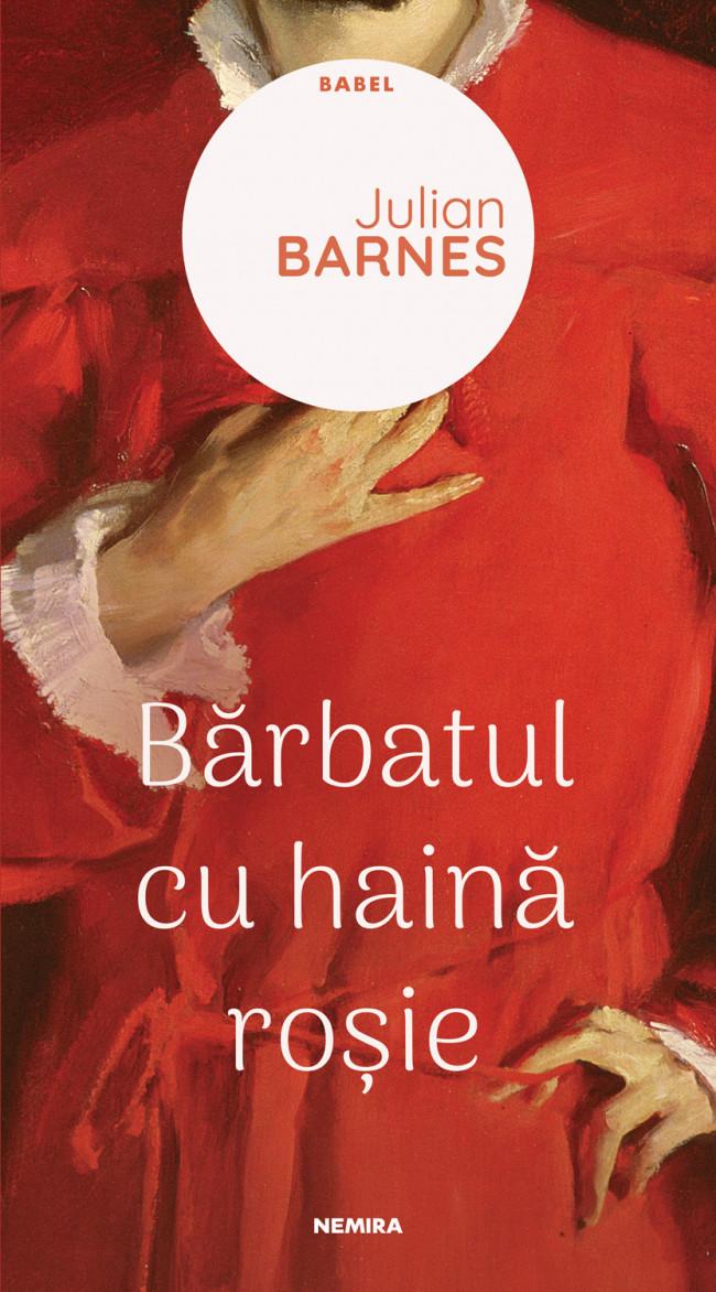 Bărbatul cu haină roșie deJulian Barnes