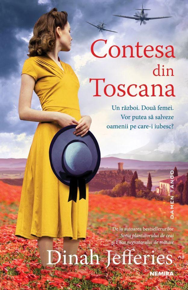 Contesa din Toscana deDinah Jefferies