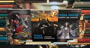Interviu cu autoarea Tessa Nadir - Ce-ai făcut în ultimii 4 ani?