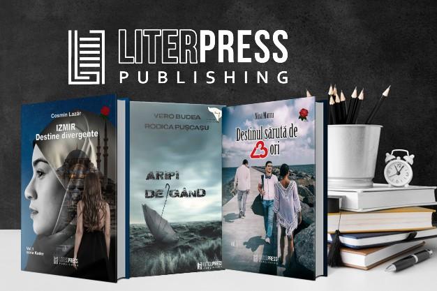 În curs de apariție la Editura LiterPress Publishing