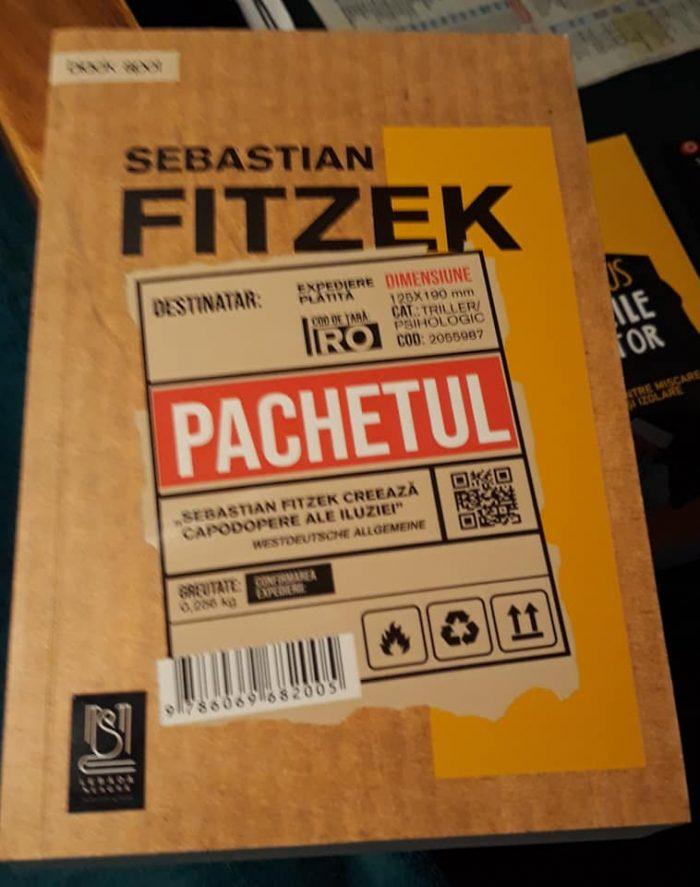 Pachetul de Sebastian Fitzek