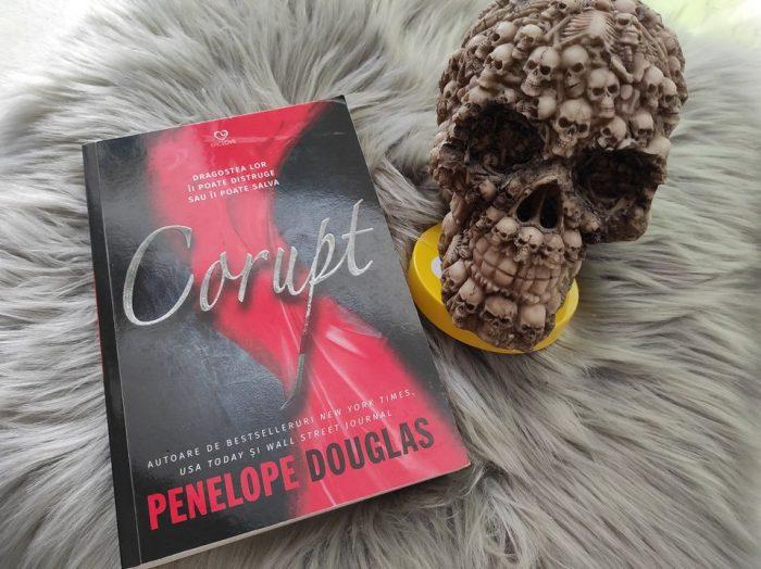Corupt de Penelope Douglas - Editura Epica