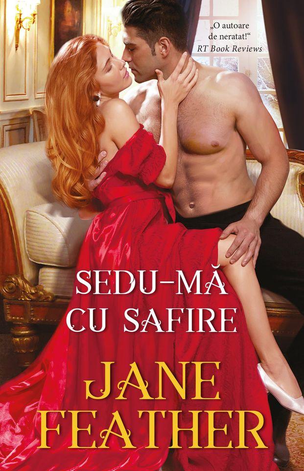 Sedu-mă cu safire de Jane Feather