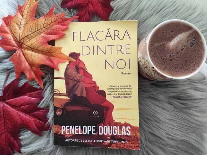 Flacăra dintre noi de Penelope Douglas