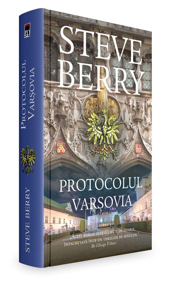 Protocolul Varșovia de Steve Berry