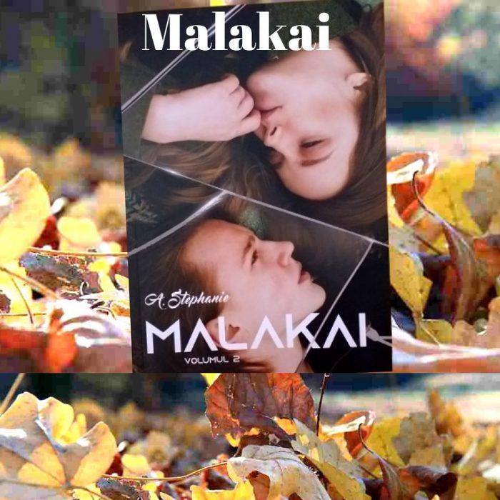 Malakai vol 2 de A.Stephanie - Editura Bookzone