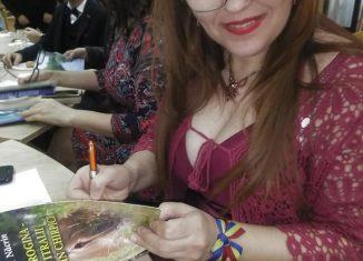 Interviu cu autoarea Amalia Năcrin