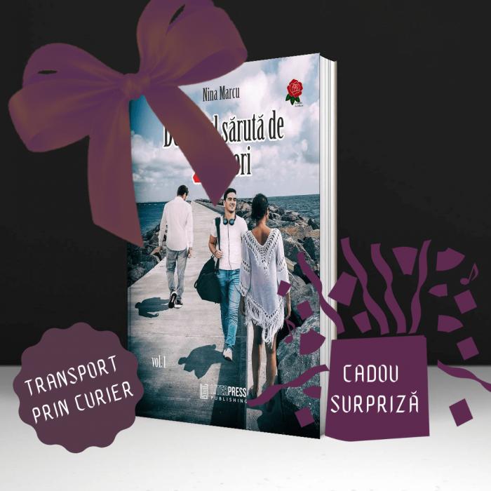 Destinul sărută de 3 ori – Nina Marcu – vol. 1 - Editura LiterPress - recenzie