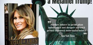 Povestea nespusă a Melaniei Trump de Mary Jordan