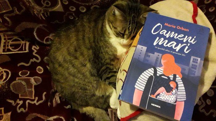 Oameni mari de Maria Orban - Editura Nemira