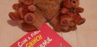 Cum a furat Grinch Crăciunul - Dr. Seuss - Editura Arthur