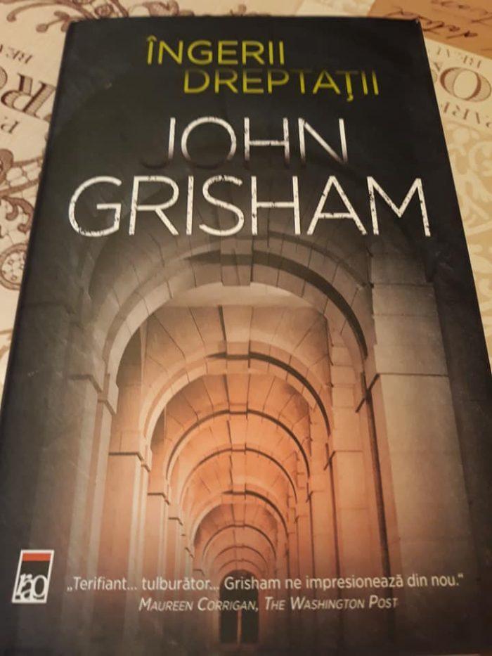 Îngerii dreptății de John Grisham - Editura Ra