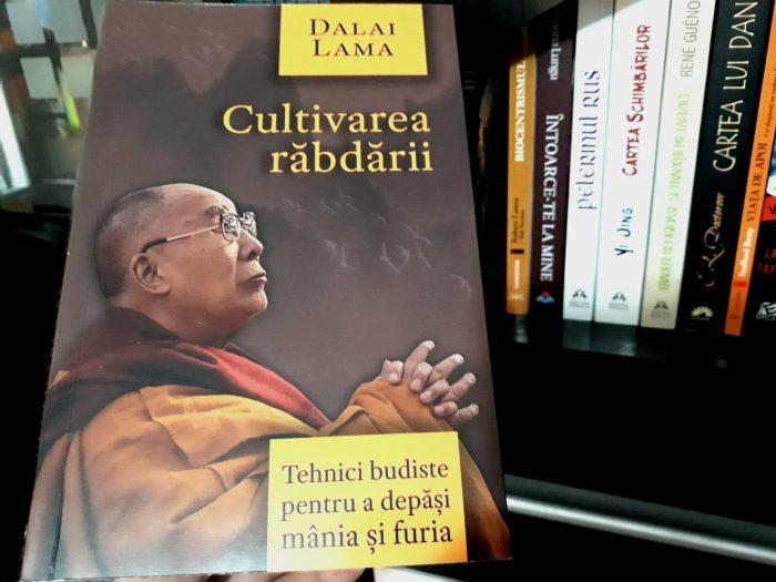 Cultivarea răbdării de Dalai Lama - Editura Herald