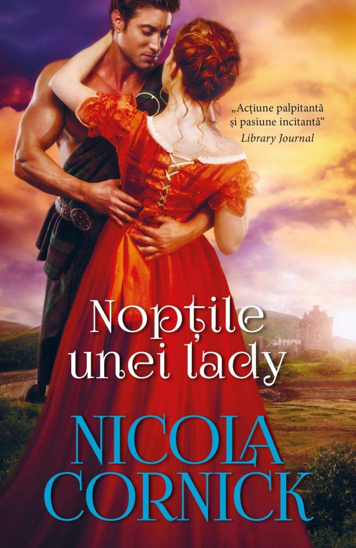 Nopțile unei lady de Nicola Cornick